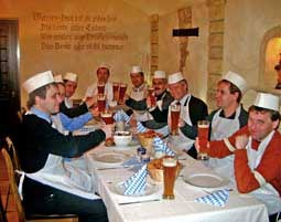 Bier und Weisswurst Seminar