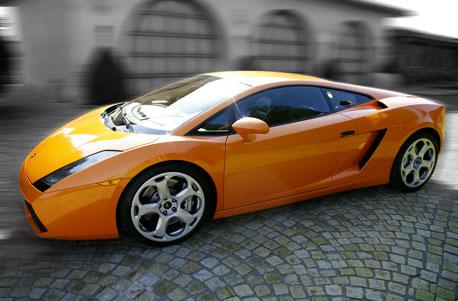 Lamborghini Vermietung